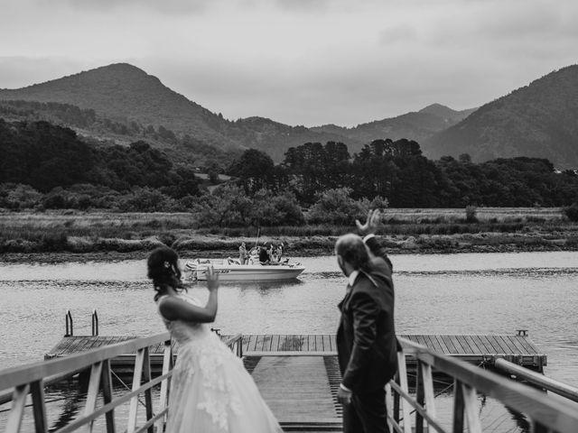 La boda de Janire y Rubén en Dima, Vizcaya 53