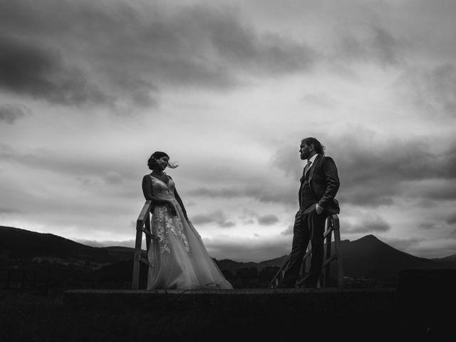 La boda de Janire y Rubén en Dima, Vizcaya 54