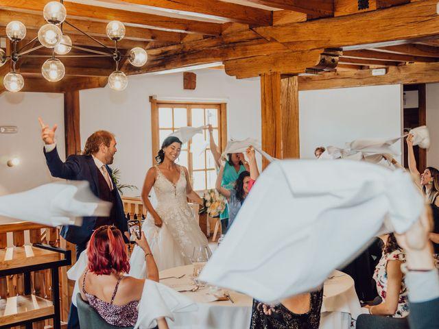 La boda de Janire y Rubén en Dima, Vizcaya 55