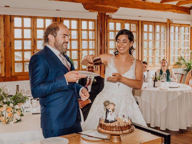 La boda de Janire y Rubén en Dima, Vizcaya 56