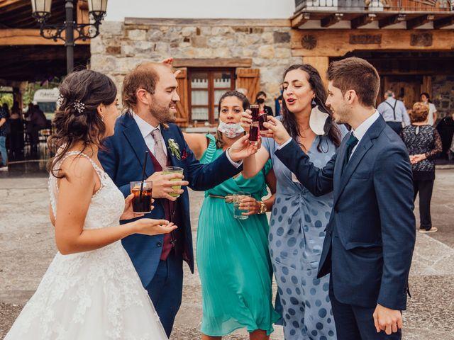 La boda de Janire y Rubén en Dima, Vizcaya 60