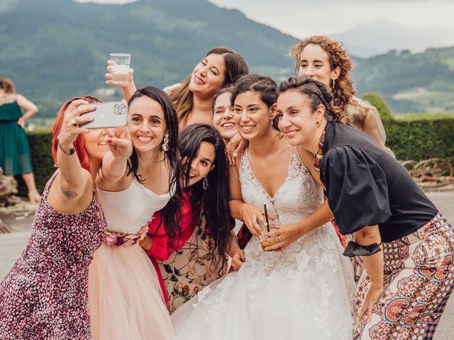 La boda de Janire y Rubén en Dima, Vizcaya 62