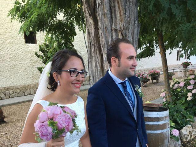 La boda de Kike y Isabel en Pesquera De Duero, Valladolid 4