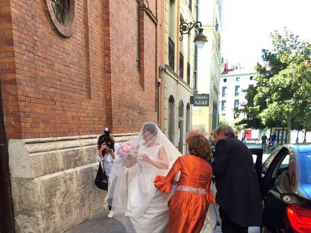 La boda de Kike y Isabel en Pesquera De Duero, Valladolid 6