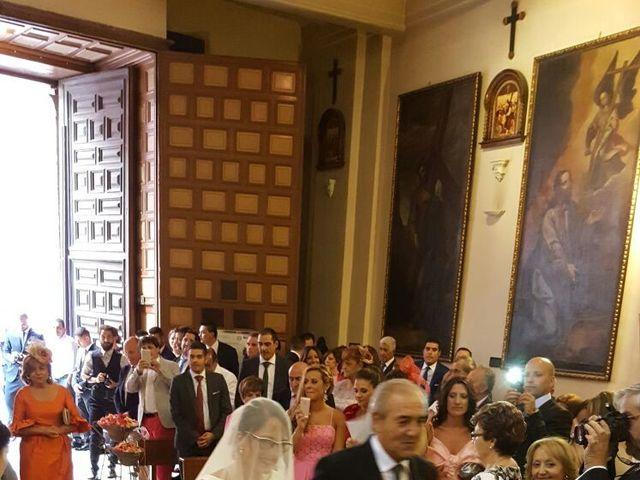 La boda de Kike y Isabel en Pesquera De Duero, Valladolid 7