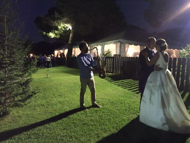 La boda de Kike y Isabel en Pesquera De Duero, Valladolid 11