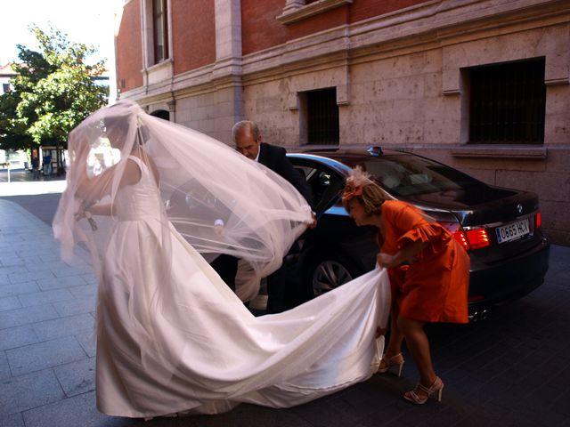 La boda de Kike y Isabel en Pesquera De Duero, Valladolid 32