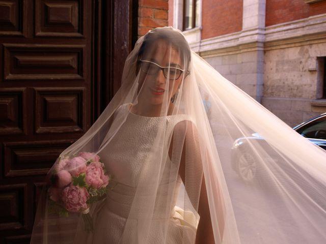 La boda de Kike y Isabel en Pesquera De Duero, Valladolid 33