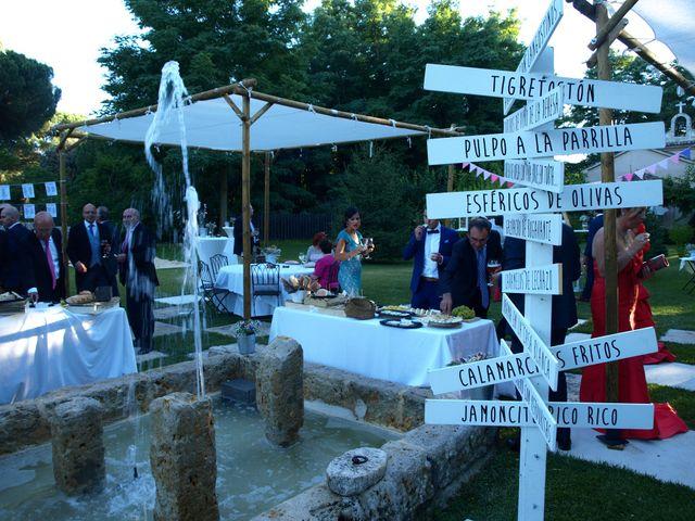 La boda de Kike y Isabel en Pesquera De Duero, Valladolid 36