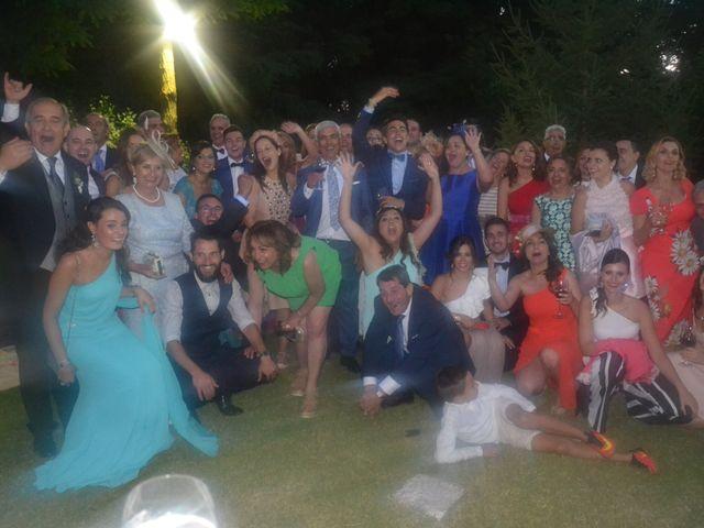 La boda de Kike y Isabel en Pesquera De Duero, Valladolid 43