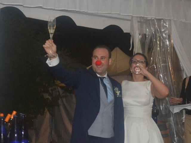 La boda de Kike y Isabel en Pesquera De Duero, Valladolid 44