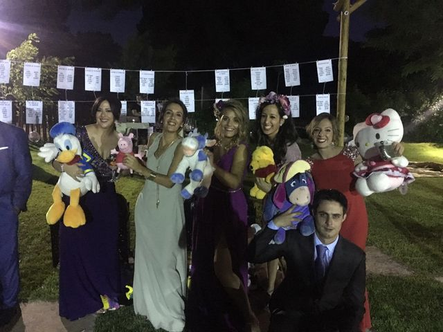 La boda de Kike y Isabel en Pesquera De Duero, Valladolid 45