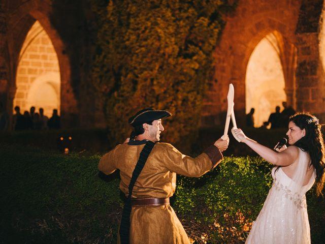 La boda de Lorenzo y Elena en Monasterio De Piedra, Zaragoza 17