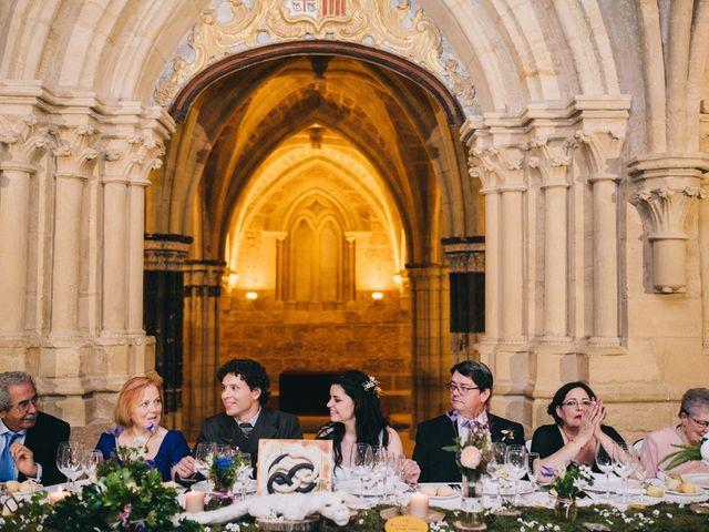 La boda de Lorenzo y Elena en Monasterio De Piedra, Zaragoza 19
