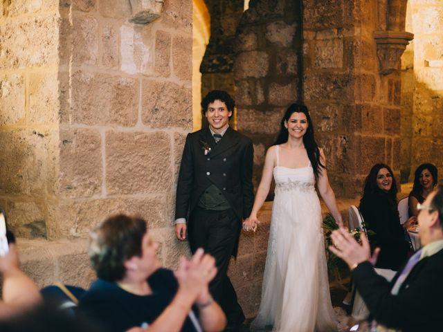 La boda de Lorenzo y Elena en Monasterio De Piedra, Zaragoza 20