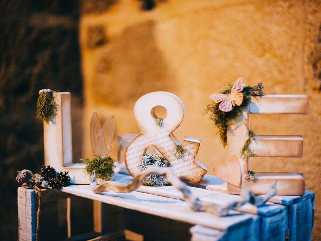 La boda de Lorenzo y Elena en Monasterio De Piedra, Zaragoza 38