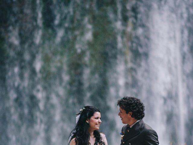 La boda de Lorenzo y Elena en Monasterio De Piedra, Zaragoza 43