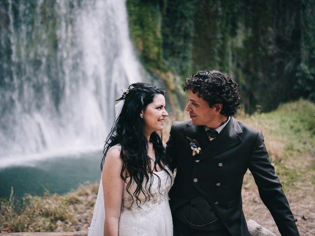La boda de Elena y Lorenzo