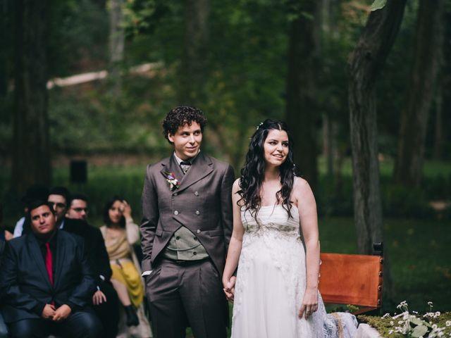 La boda de Lorenzo y Elena en Monasterio De Piedra, Zaragoza 49