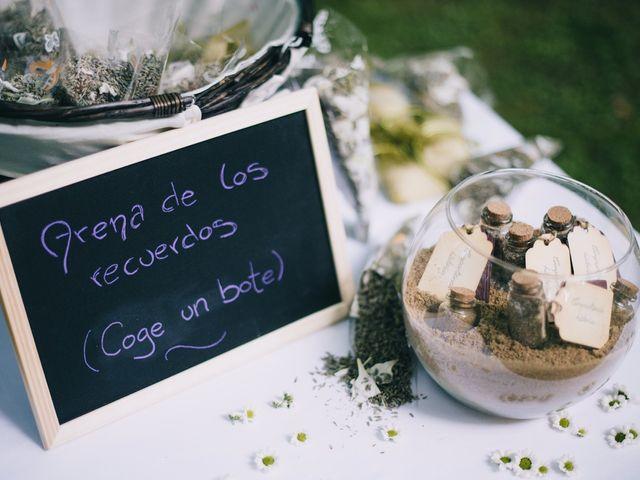 La boda de Lorenzo y Elena en Monasterio De Piedra, Zaragoza 57