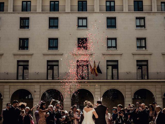 La boda de Juanjo y Lorena en Alacant/alicante, Alicante 6
