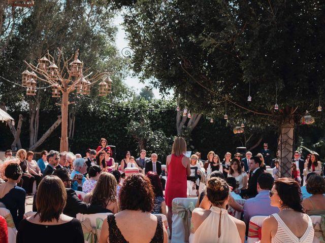 La boda de Juanjo y Lorena en Alacant/alicante, Alicante 32