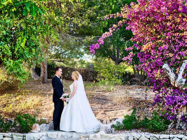 La boda de Dario y Marta en Torrevieja, Alicante 13