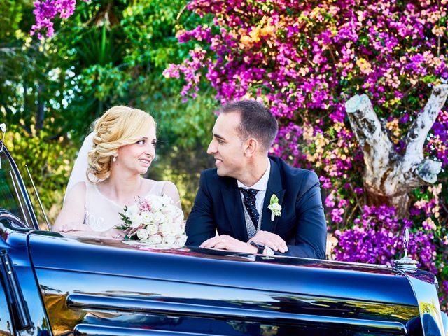 La boda de Dario y Marta en Torrevieja, Alicante 14
