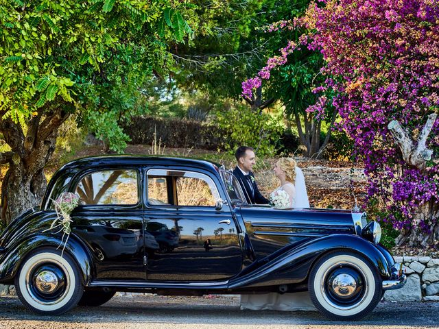 La boda de Dario y Marta en Torrevieja, Alicante 15