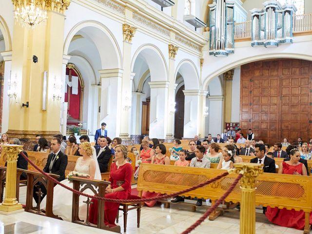 La boda de Dario y Marta en Torrevieja, Alicante 32