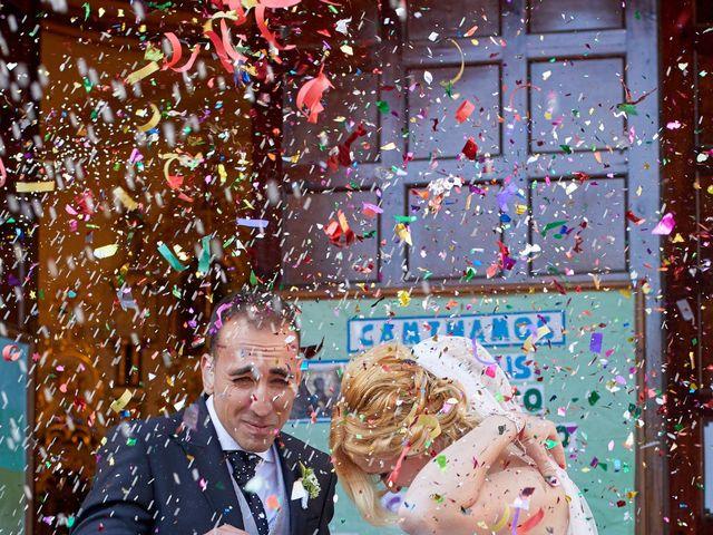 La boda de Dario y Marta en Torrevieja, Alicante 34