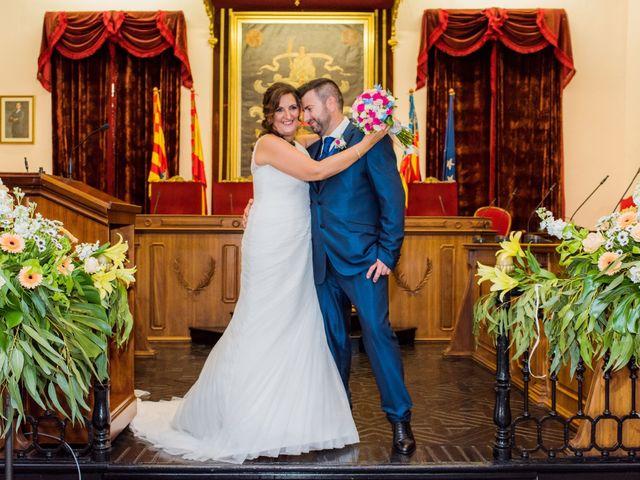 La boda de Toñi y Antonio