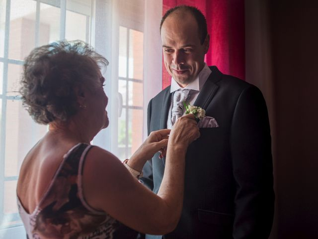 La boda de Carlos y Rocio en Mora, Toledo 5