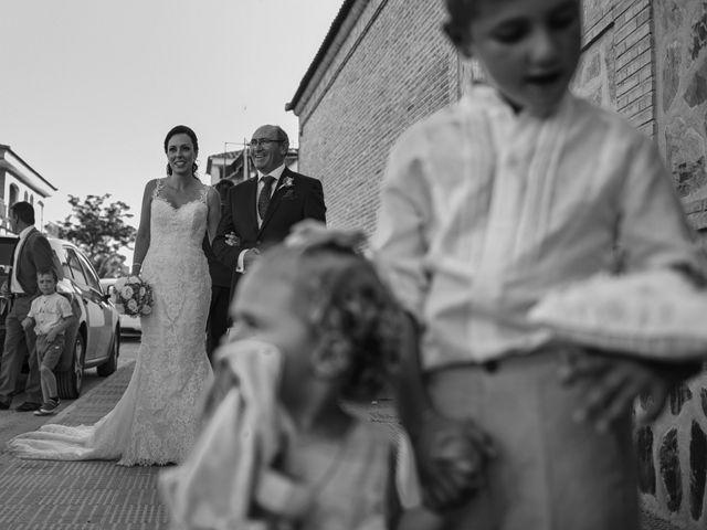 La boda de Carlos y Rocio en Mora, Toledo 10