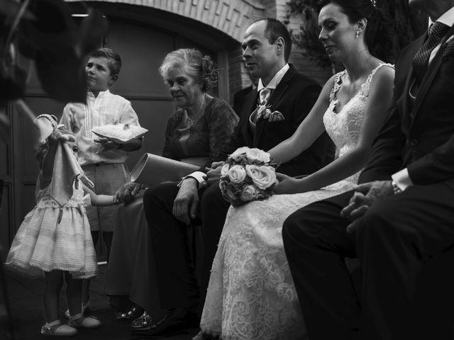 La boda de Carlos y Rocio en Mora, Toledo 11