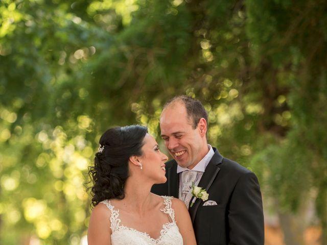La boda de Carlos y Rocio en Mora, Toledo 14