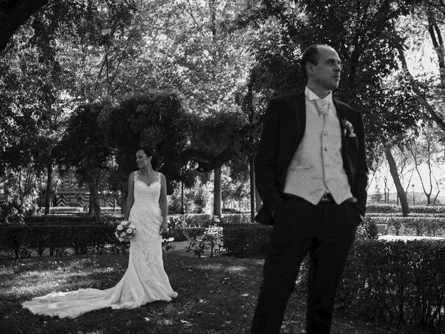 La boda de Carlos y Rocio en Mora, Toledo 15