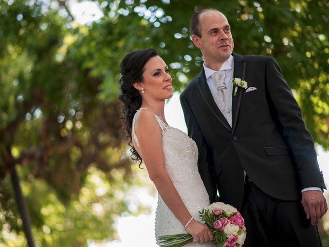 La boda de Carlos y Rocio en Mora, Toledo 17