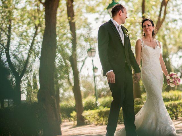 La boda de Carlos y Rocio en Mora, Toledo 18