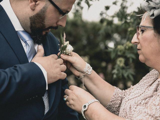 La boda de Adolfo y Esther en Mérida, Badajoz 7