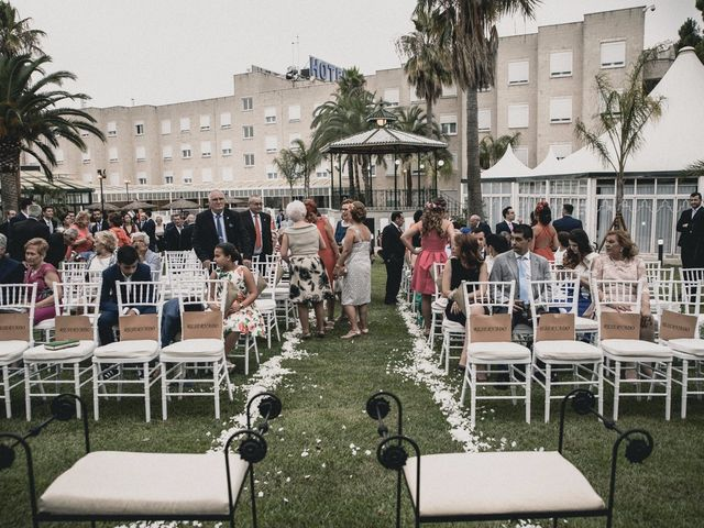 La boda de Adolfo y Esther en Mérida, Badajoz 42