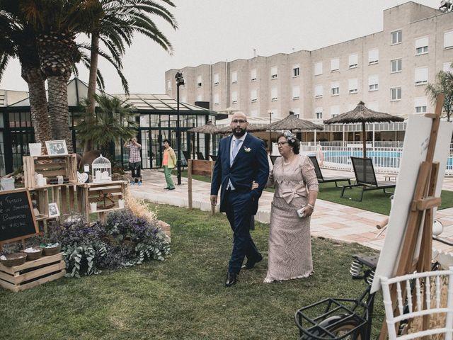 La boda de Adolfo y Esther en Mérida, Badajoz 43