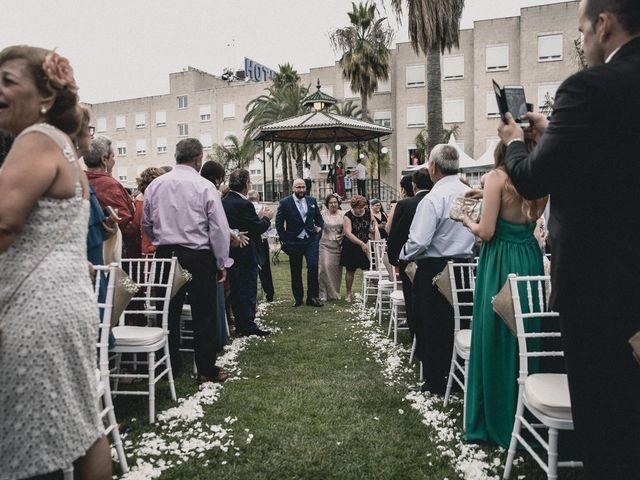 La boda de Adolfo y Esther en Mérida, Badajoz 44