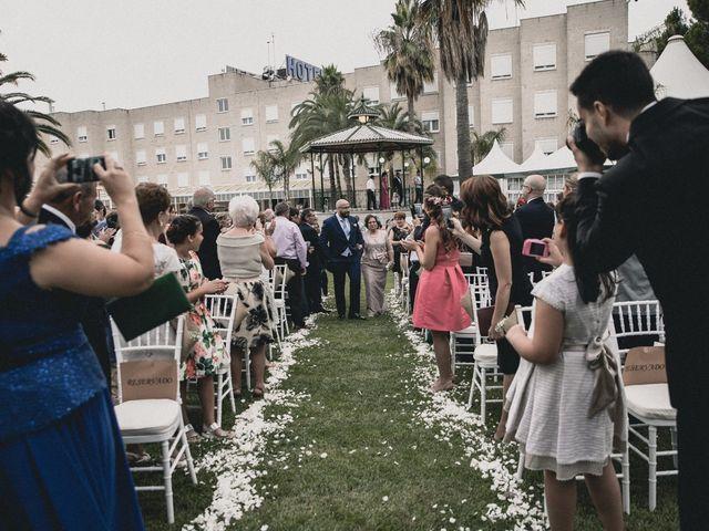 La boda de Adolfo y Esther en Mérida, Badajoz 45