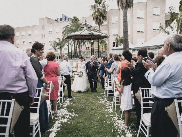 La boda de Adolfo y Esther en Mérida, Badajoz 49