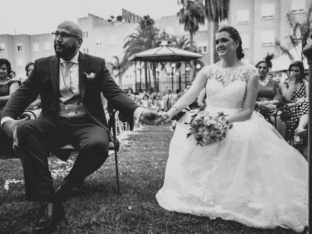 La boda de Adolfo y Esther en Mérida, Badajoz 62