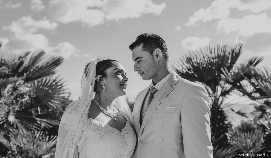 La boda de Felipe y Aura en Santa Maria (Isla De Ibiza), Islas Baleares