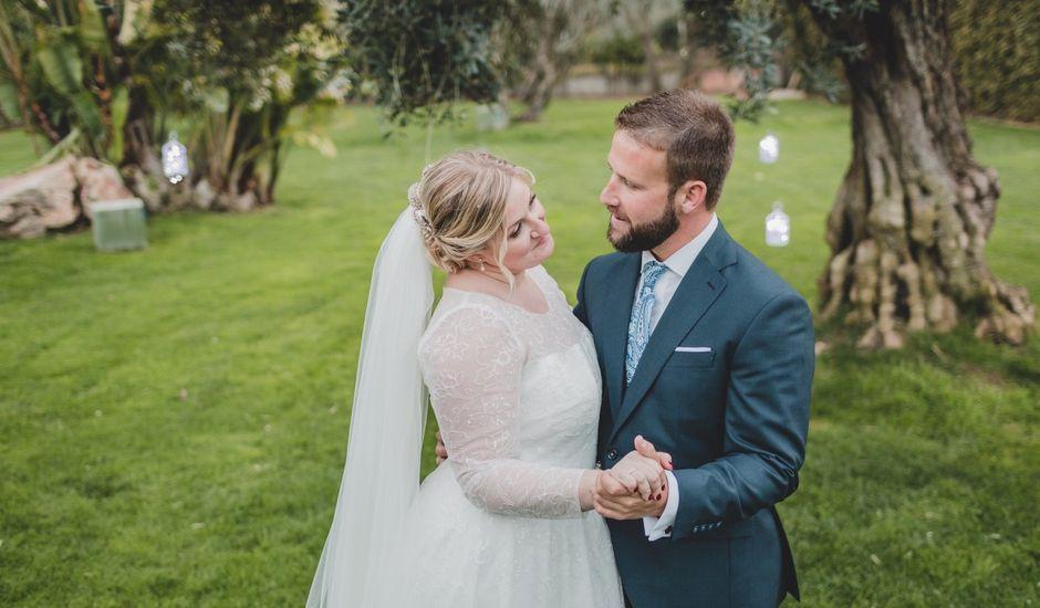 La boda de Ricardo y Olga en Alhaurin De La Torre, Málaga