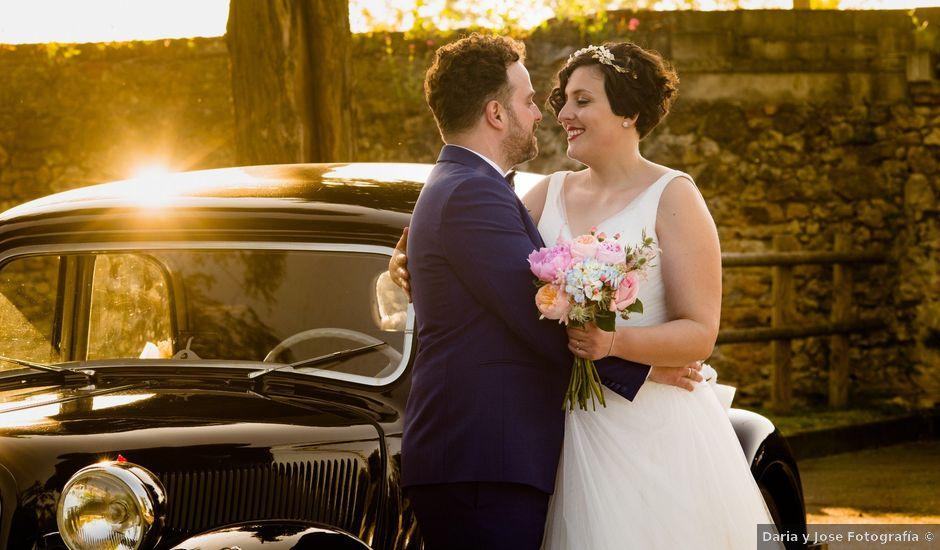 La boda de Jose y Miriam en Oviedo, Asturias