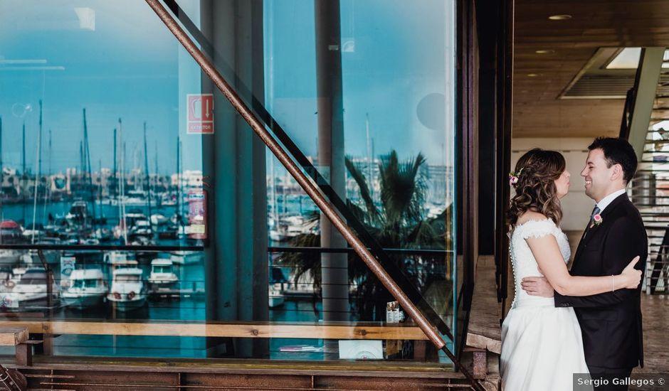 La boda de Juanjo y Lorena en Alacant/alicante, Alicante